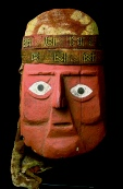 PECH-106 Chancay Mummy Bundle Mask