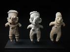 ECBH-102 Set of 3 Bahia de Caraquez Figurines