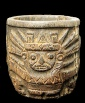 PEWI-104 Wari Staffed Sun God Beaker